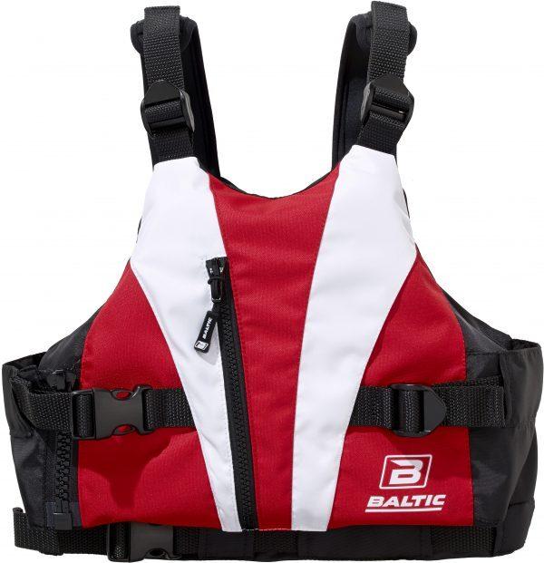 Baltic X3 rød/hvid